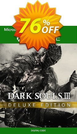 Dark Souls III 3 - Deluxe Edition Xbox One - UK  Coupon discount Dark Souls III 3 - Deluxe Edition Xbox One (UK) Deal 2021 CDkeys - Dark Souls III 3 - Deluxe Edition Xbox One (UK) Exclusive Sale offer for iVoicesoft
