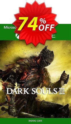 Dark Souls III 3 Xbox One - UK  Coupon discount Dark Souls III 3 Xbox One (UK) Deal 2021 CDkeys - Dark Souls III 3 Xbox One (UK) Exclusive Sale offer for iVoicesoft