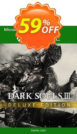 Dark Souls III - Deluxe Edition Xbox One - US  Coupon discount Dark Souls III - Deluxe Edition Xbox One (US) Deal 2021 CDkeys - Dark Souls III - Deluxe Edition Xbox One (US) Exclusive Sale offer for iVoicesoft