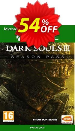 DARK SOULS III - Season Pass Xbox One - UK  Coupon discount DARK SOULS III - Season Pass Xbox One (UK) Deal 2021 CDkeys - DARK SOULS III - Season Pass Xbox One (UK) Exclusive Sale offer for iVoicesoft