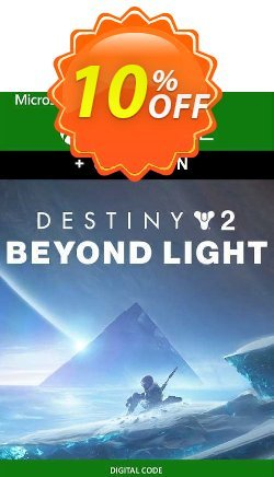Destiny 2: Beyond Light + Season Xbox One - EU  Coupon discount Destiny 2: Beyond Light + Season Xbox One (EU) Deal 2021 CDkeys - Destiny 2: Beyond Light + Season Xbox One (EU) Exclusive Sale offer for iVoicesoft
