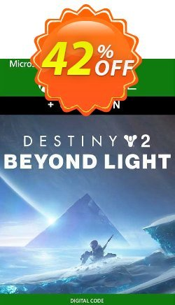 Destiny 2: Beyond Light + Season Xbox One - UK  Coupon discount Destiny 2: Beyond Light + Season Xbox One (UK) Deal 2021 CDkeys - Destiny 2: Beyond Light + Season Xbox One (UK) Exclusive Sale offer for iVoicesoft