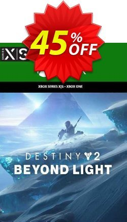 Destiny 2: Beyond Light Xbox One/Xbox Series X|S - UK  Coupon discount Destiny 2: Beyond Light Xbox One/Xbox Series X|S (UK) Deal 2021 CDkeys - Destiny 2: Beyond Light Xbox One/Xbox Series X|S (UK) Exclusive Sale offer for iVoicesoft