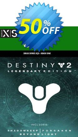 Destiny 2: Legendary Edition Xbox One - UK  Coupon discount Destiny 2: Legendary Edition Xbox One (UK) Deal 2021 CDkeys - Destiny 2: Legendary Edition Xbox One (UK) Exclusive Sale offer for iVoicesoft