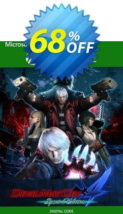 Devil May Cry 4 Special Edition Xbox One - UK  Coupon discount Devil May Cry 4 Special Edition Xbox One (UK) Deal 2021 CDkeys - Devil May Cry 4 Special Edition Xbox One (UK) Exclusive Sale offer for iVoicesoft