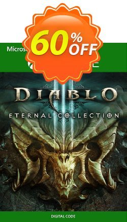 Diablo III 3 Eternal Collection Xbox One - US  Coupon discount Diablo III 3 Eternal Collection Xbox One (US) Deal 2021 CDkeys - Diablo III 3 Eternal Collection Xbox One (US) Exclusive Sale offer for iVoicesoft