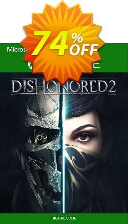 Dishonored 2 Xbox One - UK  Coupon discount Dishonored 2 Xbox One (UK) Deal 2021 CDkeys - Dishonored 2 Xbox One (UK) Exclusive Sale offer for iVoicesoft