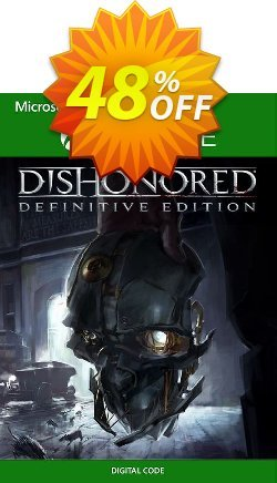 Dishonored Definitive Edition Xbox One - UK  Coupon discount Dishonored Definitive Edition Xbox One (UK) Deal 2021 CDkeys - Dishonored Definitive Edition Xbox One (UK) Exclusive Sale offer for iVoicesoft