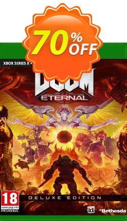 DOOM Eternal - Deluxe Edition Xbox One - UK  Coupon discount DOOM Eternal - Deluxe Edition Xbox One (UK) Deal 2021 CDkeys - DOOM Eternal - Deluxe Edition Xbox One (UK) Exclusive Sale offer for iVoicesoft
