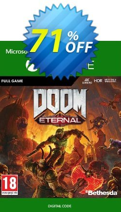 DOOM Eternal Xbox One - UK  Coupon discount DOOM Eternal Xbox One (UK) Deal 2021 CDkeys - DOOM Eternal Xbox One (UK) Exclusive Sale offer for iVoicesoft