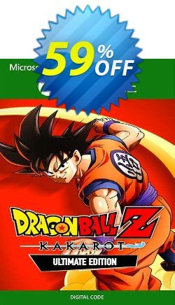 DRAGON BALL Z: KAKAROT Ultimate Edition Xbox One - UK  Coupon discount DRAGON BALL Z: KAKAROT Ultimate Edition Xbox One (UK) Deal 2021 CDkeys - DRAGON BALL Z: KAKAROT Ultimate Edition Xbox One (UK) Exclusive Sale offer for iVoicesoft