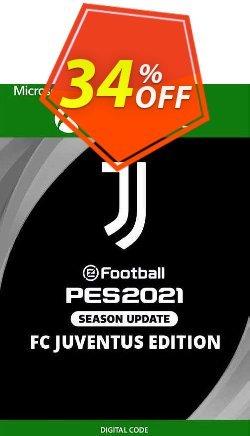 eFootball PES 2021 Juventus Edition Xbox One - UK  Coupon discount eFootball PES 2021 Juventus Edition Xbox One (UK) Deal 2021 CDkeys. Promotion: eFootball PES 2021 Juventus Edition Xbox One (UK) Exclusive Sale offer for iVoicesoft