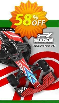 F1 2020 Seventy Edition DLC Xbox One - UK  Coupon discount F1 2020 Seventy Edition DLC Xbox One (UK) Deal 2021 CDkeys. Promotion: F1 2020 Seventy Edition DLC Xbox One (UK) Exclusive Sale offer for iVoicesoft