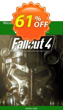 Fallout 4 Xbox One - UK  Coupon discount Fallout 4 Xbox One (UK) Deal 2021 CDkeys - Fallout 4 Xbox One (UK) Exclusive Sale offer for iVoicesoft