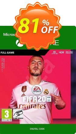 FIFA 20 Xbox One - EU  Coupon discount FIFA 20 Xbox One (EU) Deal 2021 CDkeys - FIFA 20 Xbox One (EU) Exclusive Sale offer for iVoicesoft