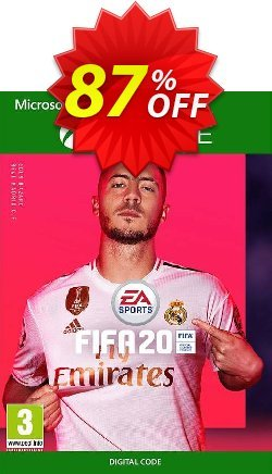 FIFA 20 Xbox One - US  Coupon discount FIFA 20 Xbox One (US) Deal 2021 CDkeys - FIFA 20 Xbox One (US) Exclusive Sale offer for iVoicesoft