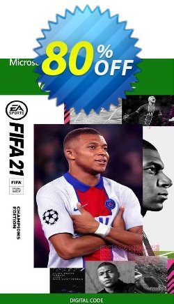 FIFA 21 - Champions Edition Xbox One Coupon discount FIFA 21 - Champions Edition Xbox One Deal 2021 CDkeys - FIFA 21 - Champions Edition Xbox One Exclusive Sale offer for iVoicesoft