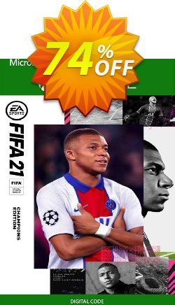 FIFA 21 - Champions Edition Xbox One/Xbox Series X|S - US  Coupon discount FIFA 21 - Champions Edition Xbox One/Xbox Series X|S (US) Deal 2021 CDkeys - FIFA 21 - Champions Edition Xbox One/Xbox Series X|S (US) Exclusive Sale offer for iVoicesoft