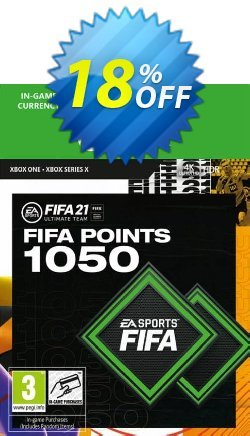 FIFA 21 Ultimate Team 1050 Points Pack Xbox One / Xbox Series X Coupon discount FIFA 21 Ultimate Team 1050 Points Pack Xbox One / Xbox Series X Deal 2021 CDkeys - FIFA 21 Ultimate Team 1050 Points Pack Xbox One / Xbox Series X Exclusive Sale offer for iVoicesoft