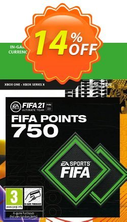 FIFA 21 Ultimate Team 750 Points Pack Xbox One / Xbox Series X Coupon discount FIFA 21 Ultimate Team 750 Points Pack Xbox One / Xbox Series X Deal 2021 CDkeys - FIFA 21 Ultimate Team 750 Points Pack Xbox One / Xbox Series X Exclusive Sale offer for iVoicesoft