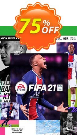 FIFA 21 Xbox One/Xbox Series X|S - EU  Coupon discount FIFA 21 Xbox One/Xbox Series X|S (EU) Deal 2021 CDkeys - FIFA 21 Xbox One/Xbox Series X|S (EU) Exclusive Sale offer for iVoicesoft