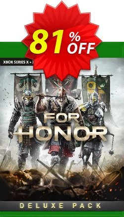For Honor Digital Deluxe Pack Xbox One Coupon discount For Honor Digital Deluxe Pack Xbox One Deal 2021 CDkeys - For Honor Digital Deluxe Pack Xbox One Exclusive Sale offer for iVoicesoft