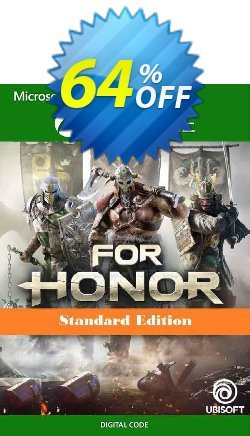 FOR HONOR Standard Edition Xbox One - EU  Coupon discount FOR HONOR Standard Edition Xbox One (EU) Deal 2021 CDkeys - FOR HONOR Standard Edition Xbox One (EU) Exclusive Sale offer for iVoicesoft