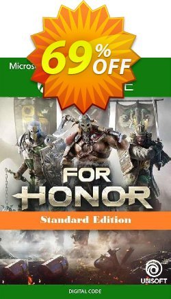 FOR HONOR Standard Edition Xbox One - US  Coupon discount FOR HONOR Standard Edition Xbox One (US) Deal 2021 CDkeys - FOR HONOR Standard Edition Xbox One (US) Exclusive Sale offer for iVoicesoft