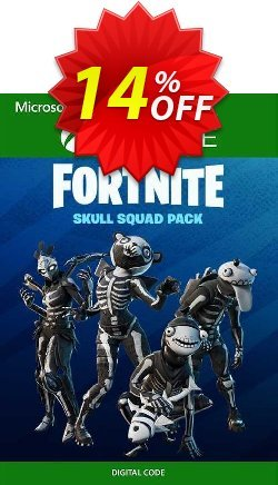 Fortnite - Skull Squad Pack Xbox One - US  Coupon discount Fortnite - Skull Squad Pack Xbox One (US) Deal 2021 CDkeys - Fortnite - Skull Squad Pack Xbox One (US) Exclusive Sale offer for iVoicesoft