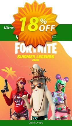 Fortnite - Summer Legends Pack Xbox One - UK  Coupon discount Fortnite - Summer Legends Pack Xbox One (UK) Deal 2021 CDkeys - Fortnite - Summer Legends Pack Xbox One (UK) Exclusive Sale offer for iVoicesoft