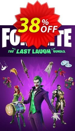 Fortnite: The Last Laugh Bundle Xbox One Coupon discount Fortnite: The Last Laugh Bundle Xbox One Deal 2021 CDkeys - Fortnite: The Last Laugh Bundle Xbox One Exclusive Sale offer for iVoicesoft
