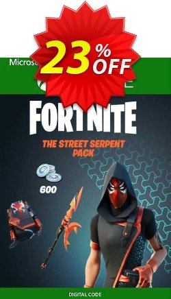 Fortnite The Street Serpent Pack Xbox One - US  Coupon discount Fortnite The Street Serpent Pack Xbox One (US) Deal 2021 CDkeys - Fortnite The Street Serpent Pack Xbox One (US) Exclusive Sale offer for iVoicesoft