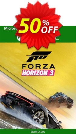 Forza Horizon 3 Ultimate Edition Xbox One - UK  Coupon discount Forza Horizon 3 Ultimate Edition Xbox One (UK) Deal 2021 CDkeys - Forza Horizon 3 Ultimate Edition Xbox One (UK) Exclusive Sale offer for iVoicesoft