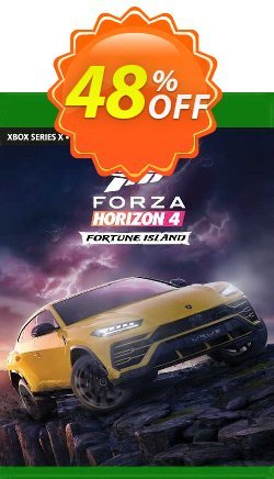 Forza Horizon 4 - Fortune Island Xbox One - UK  Coupon discount Forza Horizon 4 - Fortune Island Xbox One (UK) Deal 2021 CDkeys - Forza Horizon 4 - Fortune Island Xbox One (UK) Exclusive Sale offer for iVoicesoft