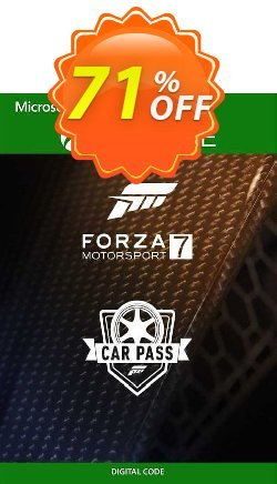 Forza Motorsport 7 Car Pass Xbox One - UK  Coupon discount Forza Motorsport 7 Car Pass Xbox One (UK) Deal 2021 CDkeys - Forza Motorsport 7 Car Pass Xbox One (UK) Exclusive Sale offer for iVoicesoft