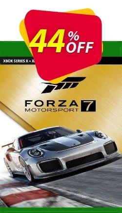 Forza Motorsport 7 Ultimate Edition Xbox One - EU  Coupon discount Forza Motorsport 7 Ultimate Edition Xbox One (EU) Deal 2021 CDkeys - Forza Motorsport 7 Ultimate Edition Xbox One (EU) Exclusive Sale offer for iVoicesoft