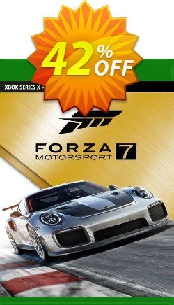 Forza Motorsport 7 Ultimate Edition Xbox One/PC - US  Coupon discount Forza Motorsport 7 Ultimate Edition Xbox One/PC (US) Deal 2021 CDkeys - Forza Motorsport 7 Ultimate Edition Xbox One/PC (US) Exclusive Sale offer for iVoicesoft