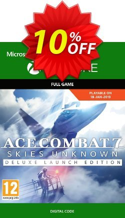 Ace Combat 7 Skies Unknown Deluxe Launch Edition Xbox One Coupon discount Ace Combat 7 Skies Unknown Deluxe Launch Edition Xbox One Deal 2021 CDkeys - Ace Combat 7 Skies Unknown Deluxe Launch Edition Xbox One Exclusive Sale offer for iVoicesoft