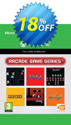 Arcade Game Series 3-in-1 Pack Xbox One Coupon discount Arcade Game Series 3-in-1 Pack Xbox One Deal 2021 CDkeys - Arcade Game Series 3-in-1 Pack Xbox One Exclusive Sale offer for iVoicesoft