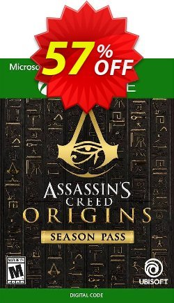 Assassin's Creed Origins - Season Pass Xbox One - UK  Coupon discount Assassin's Creed Origins - Season Pass Xbox One (UK) Deal 2021 CDkeys - Assassin's Creed Origins - Season Pass Xbox One (UK) Exclusive Sale offer for iVoicesoft