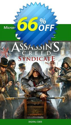 Assassin's Creed Syndicate Xbox One - UK  Coupon discount Assassin's Creed Syndicate Xbox One (UK) Deal 2021 CDkeys - Assassin's Creed Syndicate Xbox One (UK) Exclusive Sale offer for iVoicesoft