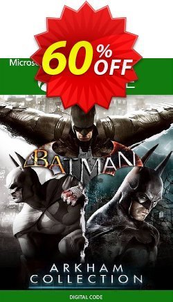 Batman: Arkham Collection Xbox One - UK  Coupon discount Batman: Arkham Collection Xbox One (UK) Deal 2021 CDkeys - Batman: Arkham Collection Xbox One (UK) Exclusive Sale offer for iVoicesoft