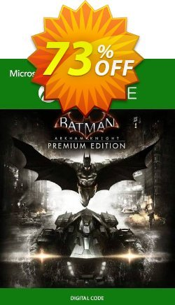 Batman: Arkham Knight Premium Edition Xbox One - UK  Coupon discount Batman: Arkham Knight Premium Edition Xbox One (UK) Deal 2021 CDkeys - Batman: Arkham Knight Premium Edition Xbox One (UK) Exclusive Sale offer for iVoicesoft