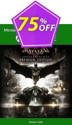 Batman: Arkham Knight Premium Edition Xbox One - US  Coupon discount Batman: Arkham Knight Premium Edition Xbox One (US) Deal 2021 CDkeys - Batman: Arkham Knight Premium Edition Xbox One (US) Exclusive Sale offer for iVoicesoft