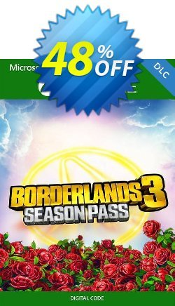 Borderlands 3 - Season Pass Xbox One - UK  Coupon discount Borderlands 3 - Season Pass Xbox One (UK) Deal 2021 CDkeys - Borderlands 3 - Season Pass Xbox One (UK) Exclusive Sale offer for iVoicesoft