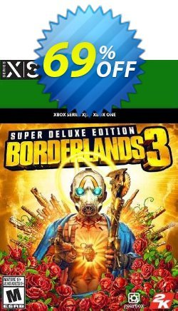 Borderlands 3 - Super Deluxe Edition Xbox One/Xbox Series X|S - UK  Coupon discount Borderlands 3 - Super Deluxe Edition Xbox One/Xbox Series X|S (UK) Deal 2021 CDkeys - Borderlands 3 - Super Deluxe Edition Xbox One/Xbox Series X|S (UK) Exclusive Sale offer for iVoicesoft