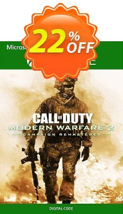 Call of Duty: Modern Warfare 2 Campaign Remastered Xbox One - UK  Coupon discount Call of Duty: Modern Warfare 2 Campaign Remastered Xbox One (UK) Deal 2021 CDkeys - Call of Duty: Modern Warfare 2 Campaign Remastered Xbox One (UK) Exclusive Sale offer for iVoicesoft
