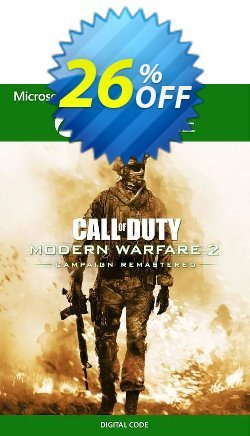 Call of Duty: Modern Warfare 2 Campaign Remastered Xbox One - US  Coupon discount Call of Duty: Modern Warfare 2 Campaign Remastered Xbox One (US) Deal 2021 CDkeys - Call of Duty: Modern Warfare 2 Campaign Remastered Xbox One (US) Exclusive Sale offer for iVoicesoft