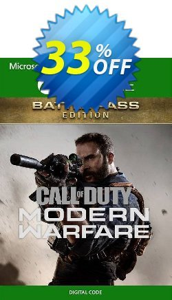 Call of Duty: Modern Warfare - Battle Pass Edition Xbox One - UK  Coupon discount Call of Duty: Modern Warfare - Battle Pass Edition Xbox One (UK) Deal 2021 CDkeys - Call of Duty: Modern Warfare - Battle Pass Edition Xbox One (UK) Exclusive Sale offer for iVoicesoft