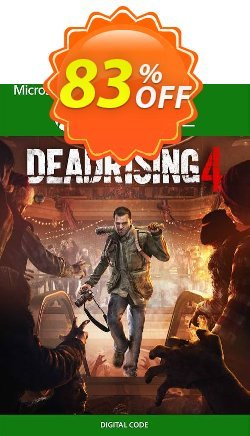 Dead Rising 4 Xbox One - UK  Coupon discount Dead Rising 4 Xbox One (UK) Deal 2021 CDkeys - Dead Rising 4 Xbox One (UK) Exclusive Sale offer for iVoicesoft
